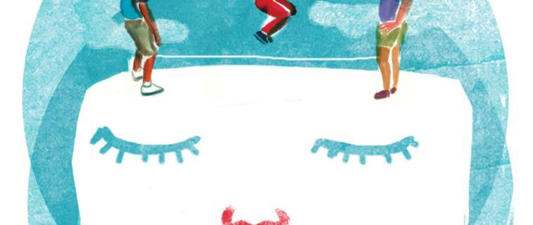Ilustra Núria Frago.