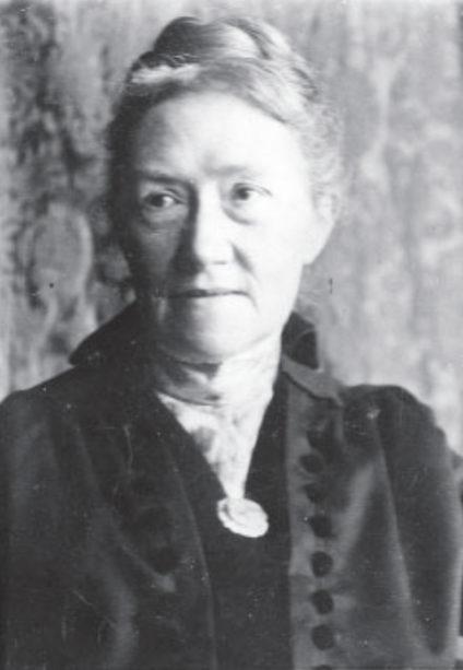 Agnes Pockels.