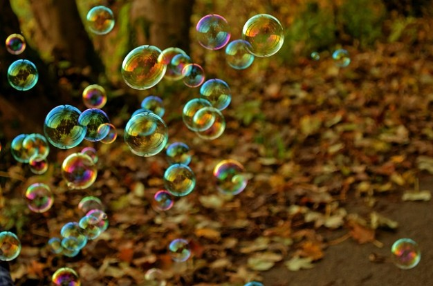 Burbujas: / Foto: Ana Ferrera Campos
