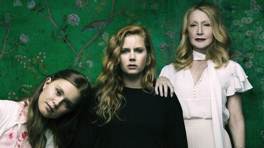 Las protagonistas de 'Heridas abiertas' en una imagen promocional de la serie