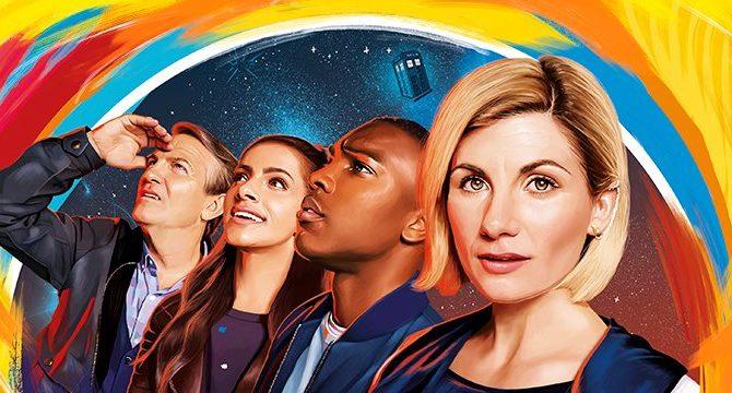 Imagen promocional de la nueva temporada de 'Doctor Who', protagonizada por Jodie Whittaker