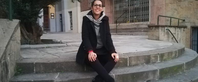 Ana Burgos. / Foto de su archivo personal.
