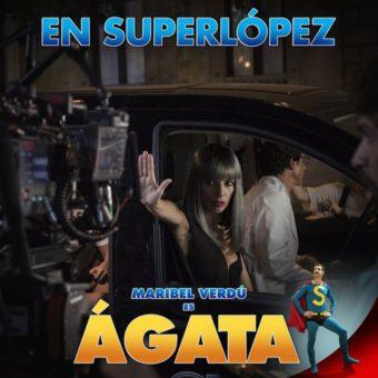 Ágata es el único personaje femenino atractivo