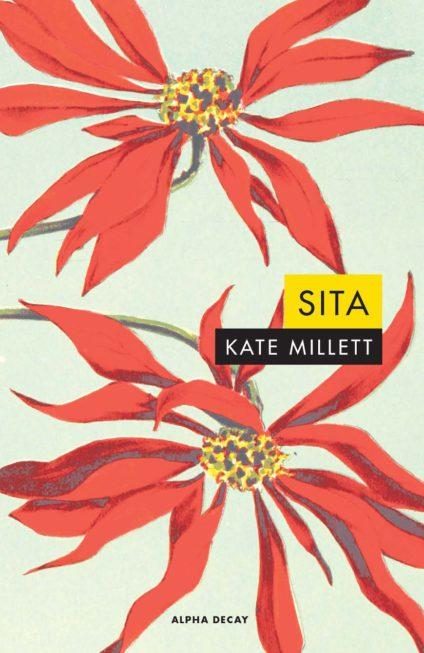 Portada de la edición de 'Sita' publicada por Alpha Decay y traducida por Núria Molines