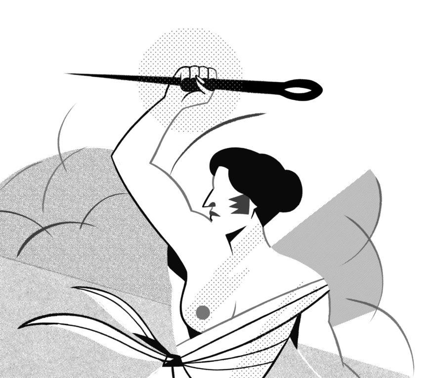 Ilustración de Carla Berrocal.