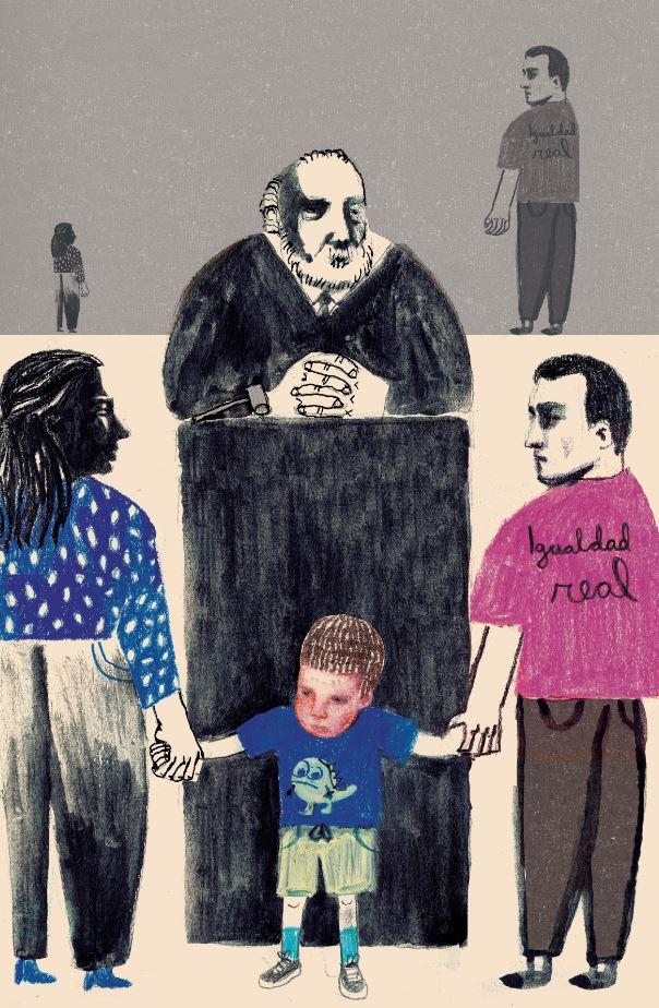 Ilustración de Ana Penyas.