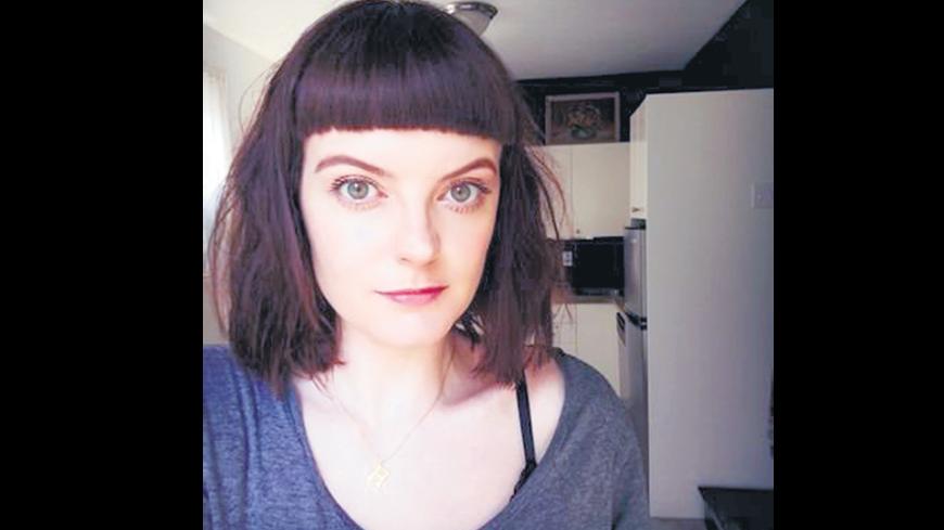Helen Hester en su foto de perfil de Twitter.