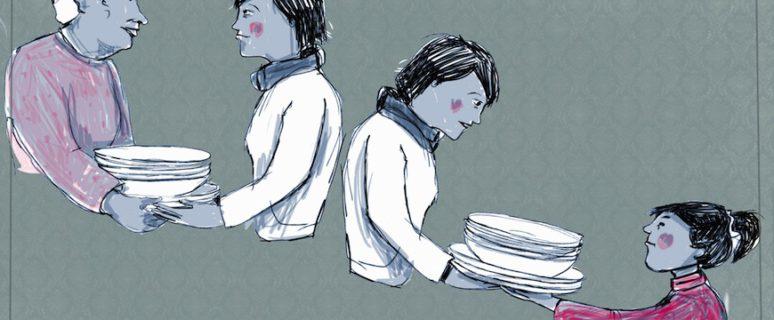 Ilustración: Glòria Vives