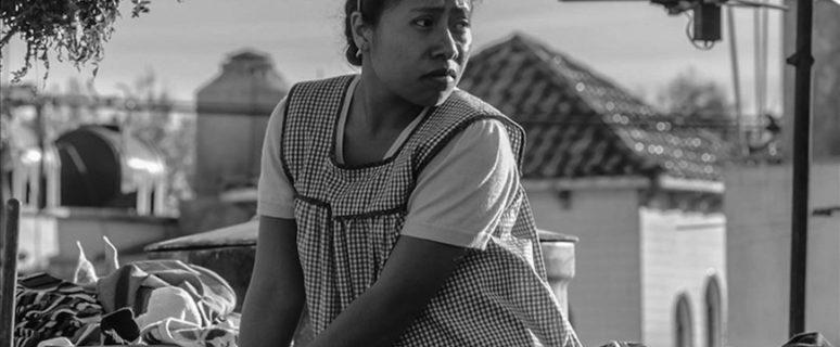 Yalitza Aparicio interpreta a Cleo, la protagonista de 'Roma'