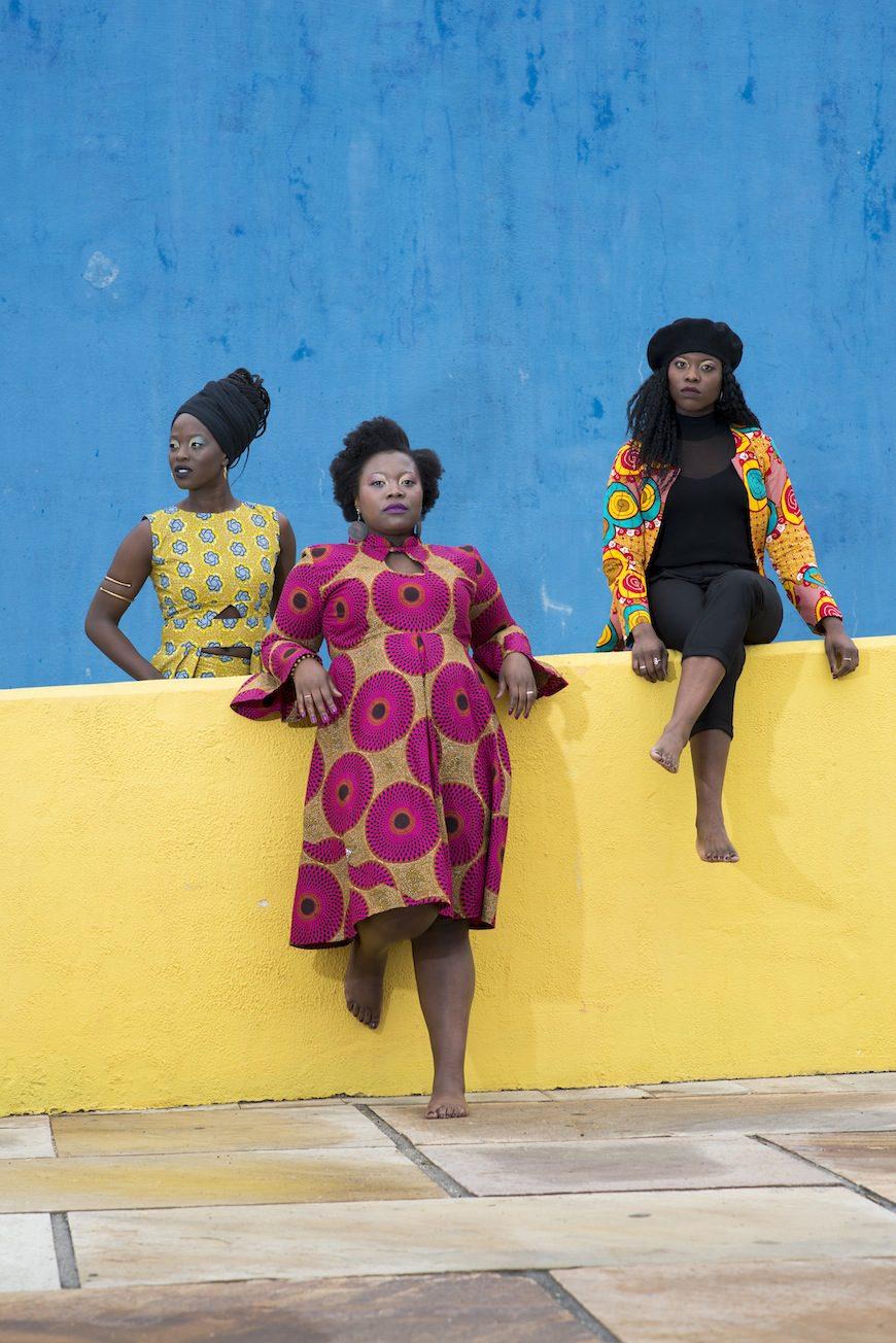 The Sey Sisters en una foto de Arnau Oriol
