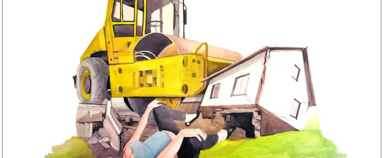 Ilustración de Cristina Llanos, de su proyecto 'El pacto secreto.