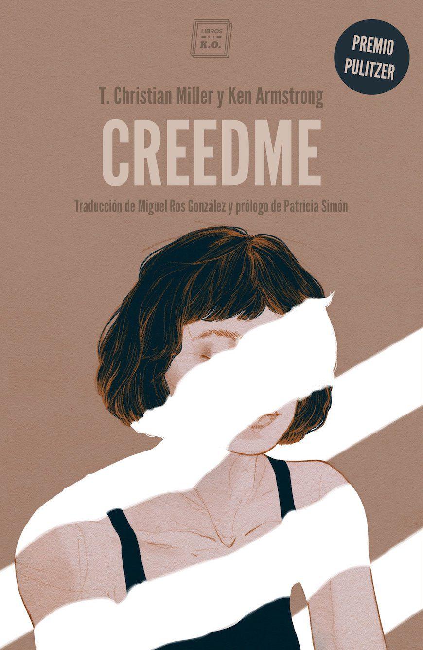 Portada de la edición 'Creedme' de Libros del K.O. que salió a la venta el pasado 20 de mayo.