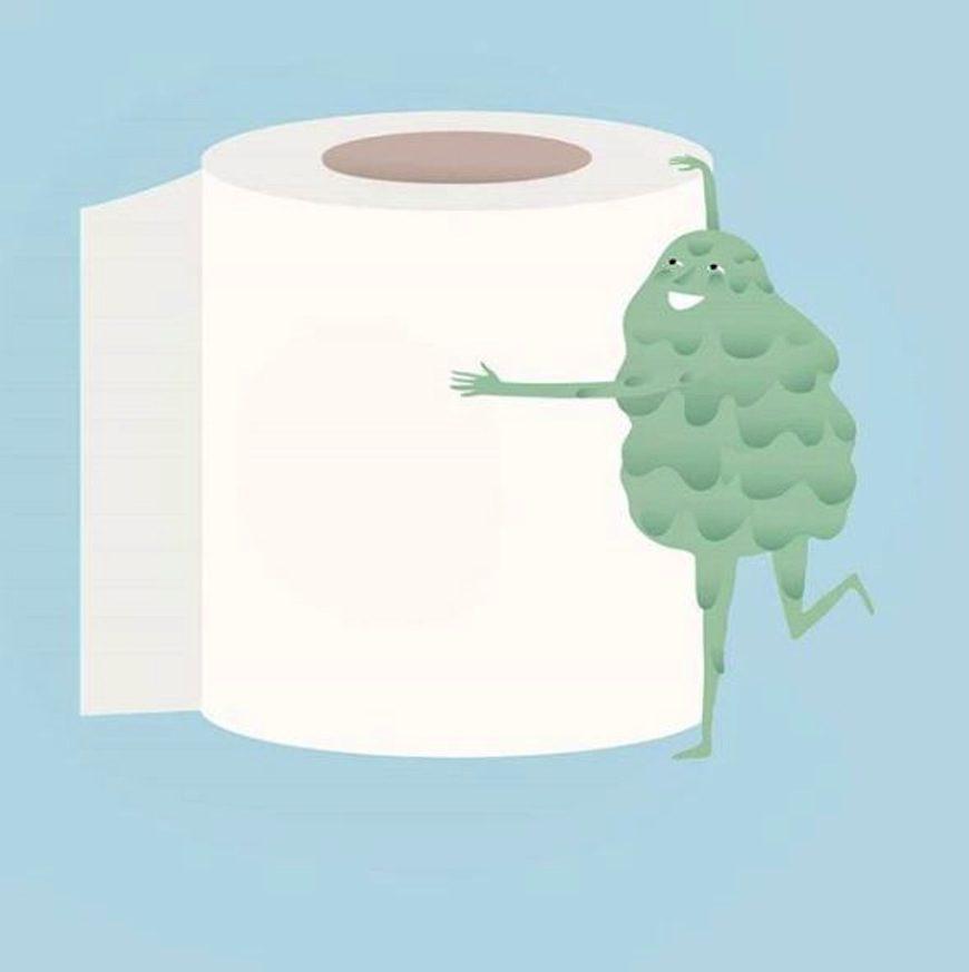 Elienígena refleja incomodidades cotidianas de la enfermedad, como la cantidad de papel higiénico que hay que comprar