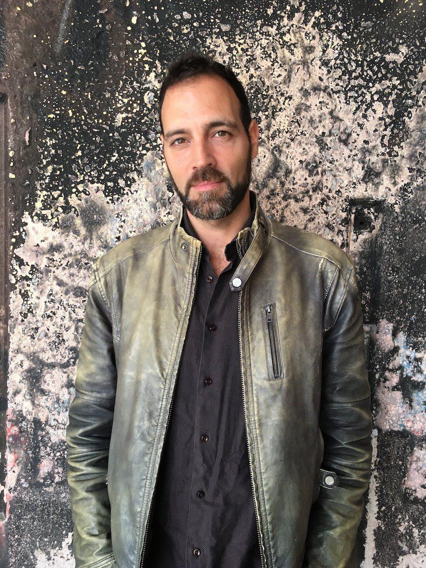 Iván Repila en una foto de su archivo personal