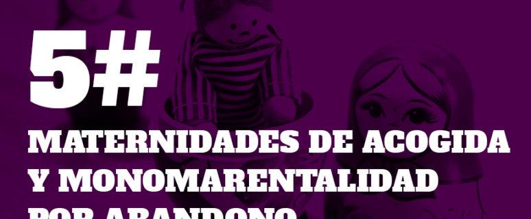 Cabecera de este programa, de fondo unas muñecas rusas con una muñeca de trapo, una fotografía de Alicia Murillo.