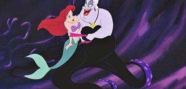 """""""Las feministas somos esas malvadas y tristes y agresivas señoras que atacamos a las princesas""""./ Imagen de La Sirenita de Disney"""