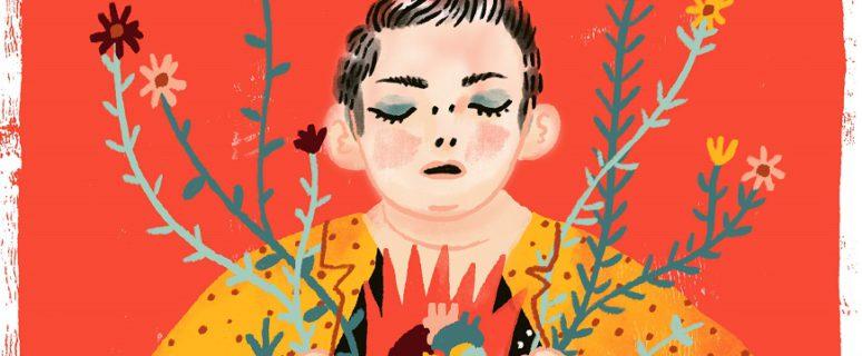 Ilustración de Sonia Lazo.