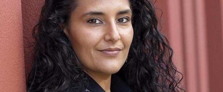 Silvia Agüero Fernández fotografiada por Dani Blanco para Argia